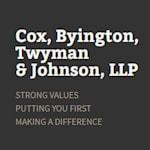 Image del logo del despacho de Cox Byington, P.C.