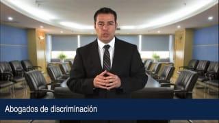 Video Abogados de discriminación