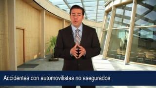 Accidentes con automovilistas no asegurados