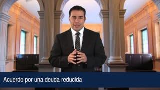 Acuerdo por una deuda reducida