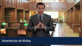 Video Advertencias de Multaq