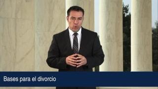 Bases para el divorcio