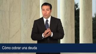 Video Cómo cobrar una deuda