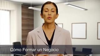 Video Cómo formar un negocio