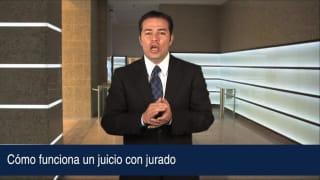 Cómo funciona un juicio con jurado