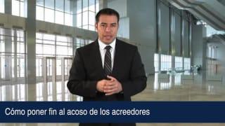 Video Cómo poner fin al acoso de los acreedores