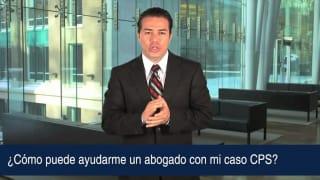 Video ¿Cómo puede ayudarme un abogado con mi caso CPS?