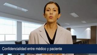 Confidencialidad entre médico y paciente