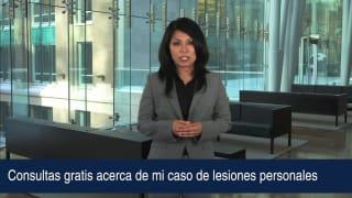 Video Consultas gratis acerca de mi caso de lesiones personales