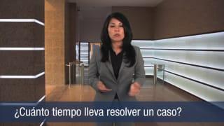 Video ¿Cuánto tiempo lleva resolver un caso?
