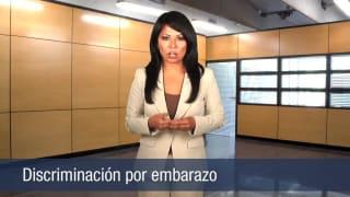Video Discriminación por embarazo
