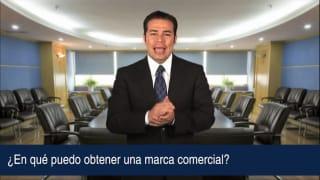 Video ¿En qué puedo obtener una marca comercial?