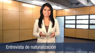 Video Entrevista de naturalización