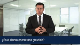 Video ¿Es el dinero encontrado gravable?