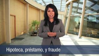 Hipoteca, préstamo, y fraude