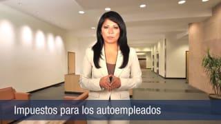 Video Impuestos para los autoempleados