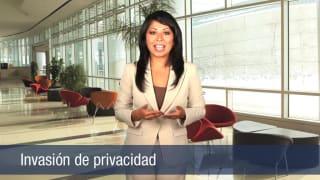 Video Invasión de privacidad