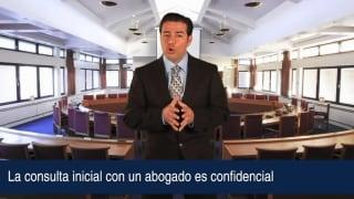 La consulta inicial con un abogado es confidencial