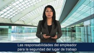 Las responsabilidades del empleador para la seguridad del lugar de trabajo