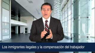 Video Los inmigrantes ilegales y la compensación del trabajador