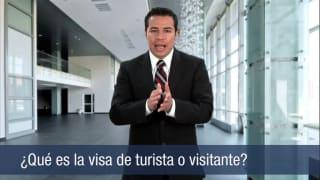 ¿Qué es la visa de turista o visitante?