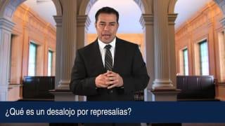¿Qué es un desalojo por represalias?