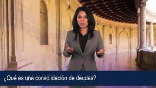 ¿Qué es una consolidación de deudas?