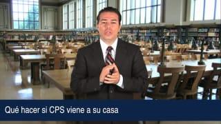 Video Qué hacer si CPS viene a su casa